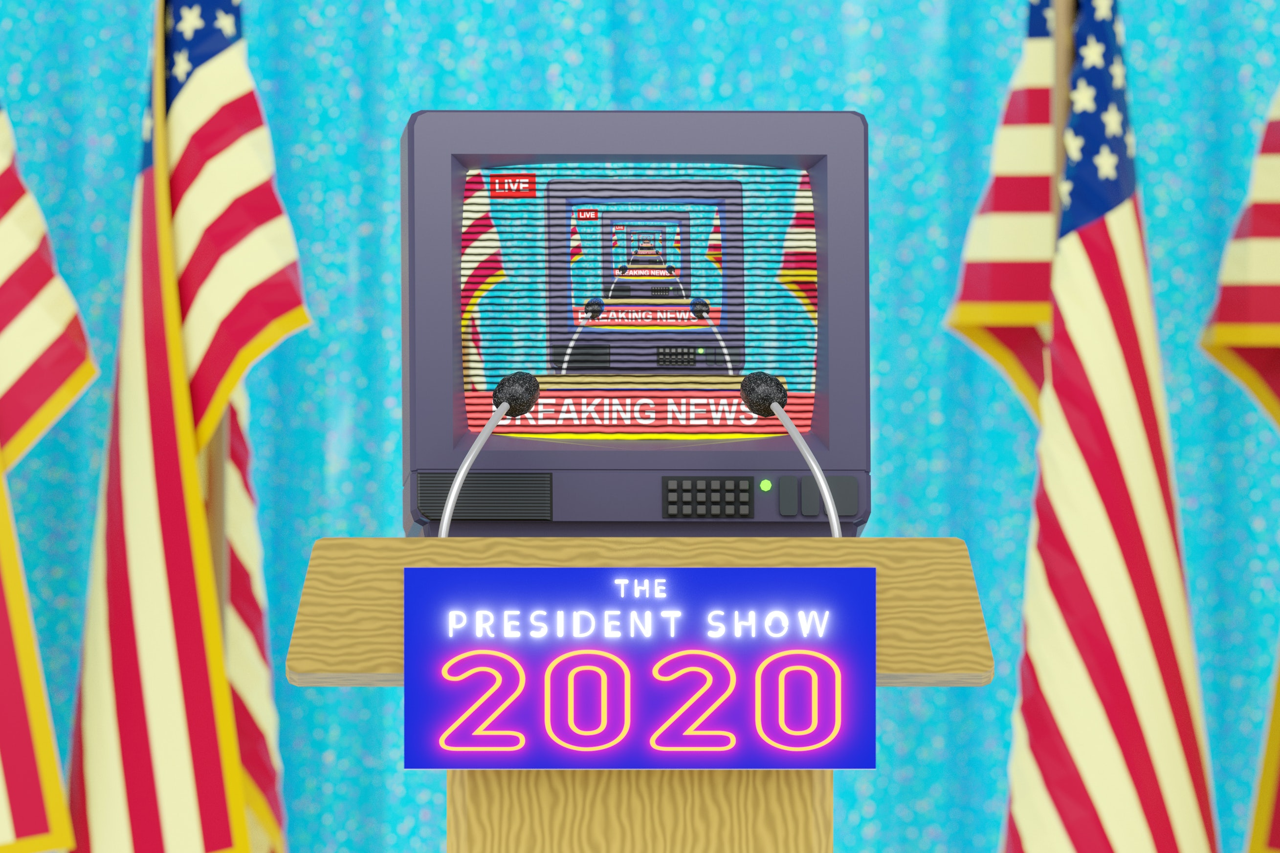 The New Republic - The Instant Nostalgia of the Televised Campaign