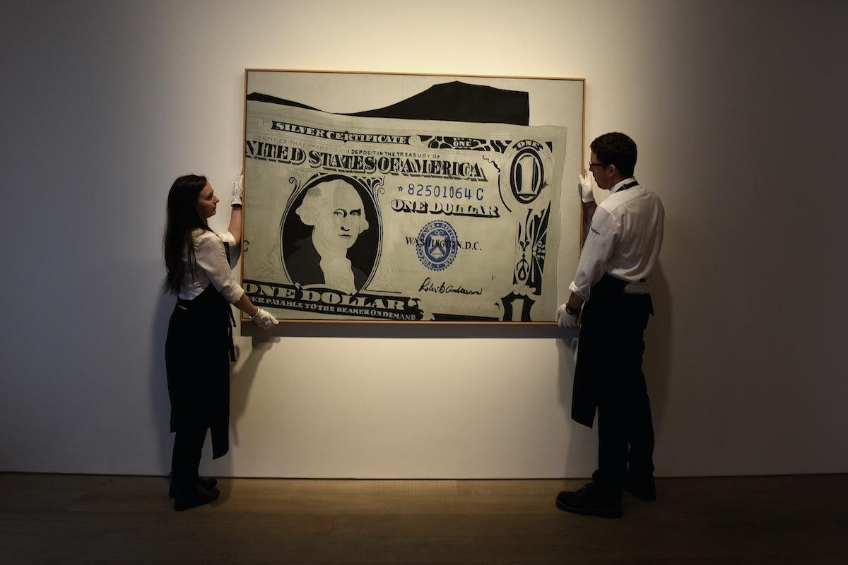 How Modern Art Serves The Rich The New Republic