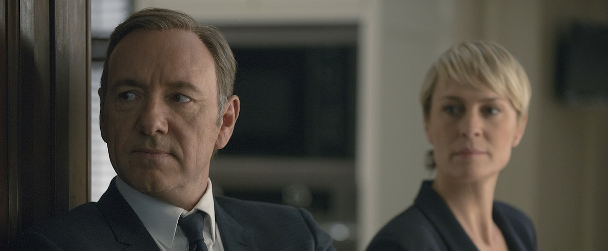 Death In House Of Cards Season Two Reveals Show S Flaw The New
