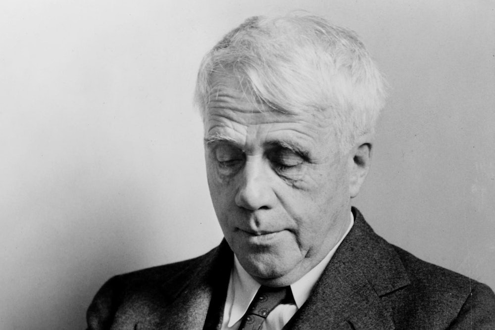 robert frost design Robert frost - poet - one of the most celebrated poets in america, robert frost was an author of searching and often dark meditations on universal themes and a quintessentially modern poet in his adherence to language as it is actually spoken, in the psychological complexity of his portraits, and in the degree to which his work is infused with layers of ambiguity and irony.