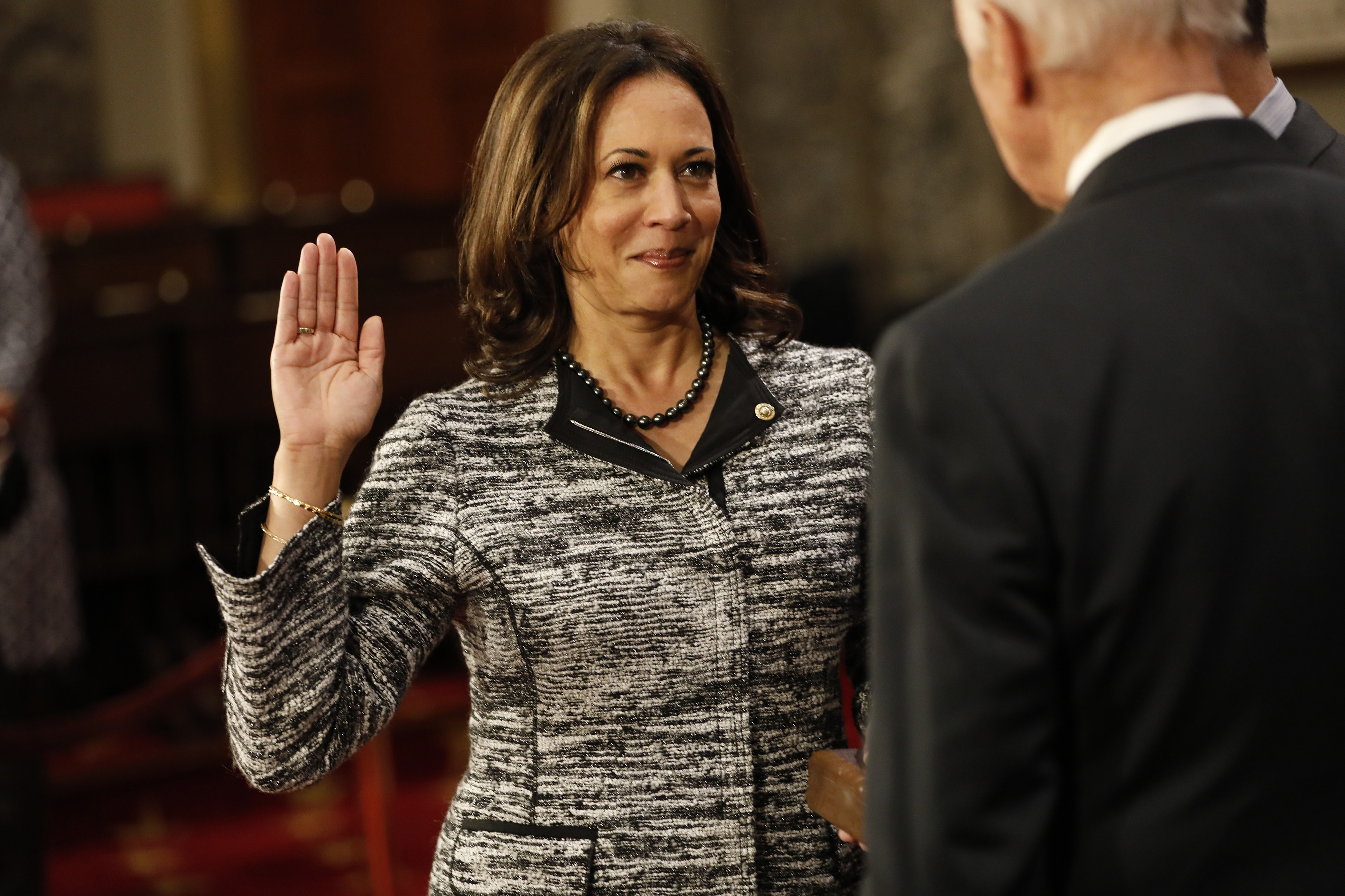 Can Kamala Harris Live Up To The Hype The New Republic