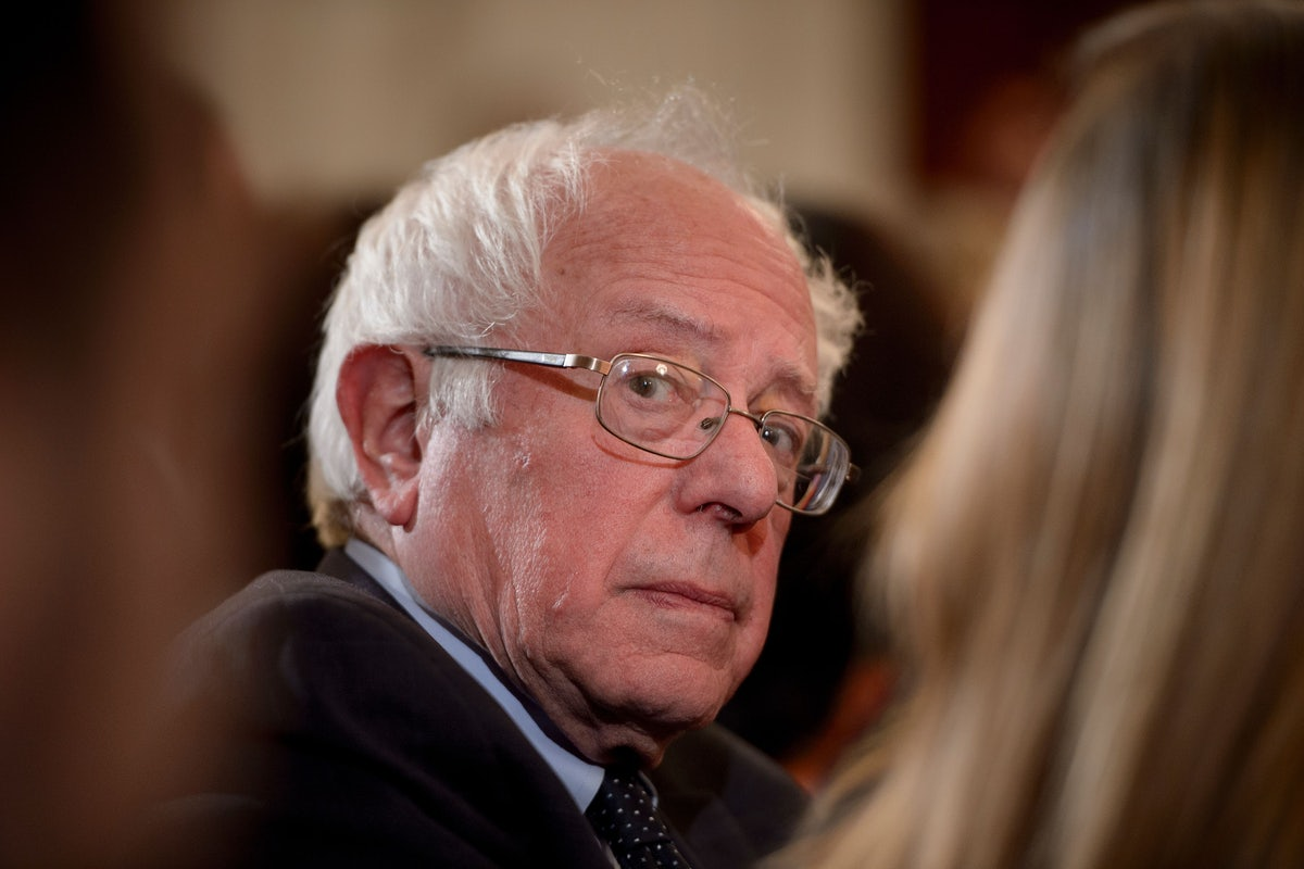 bernie sanders  Bernie Sanders Is a Big Letdown | The New Republic