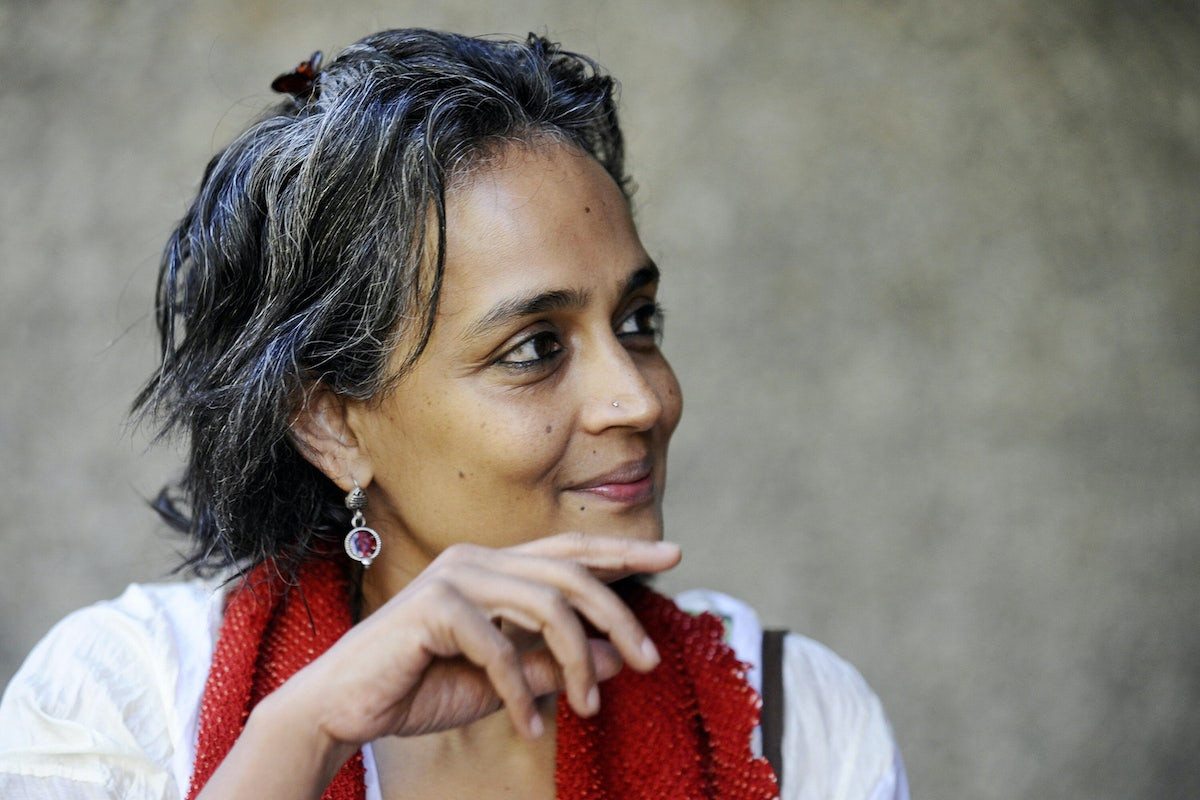 "Arundhati Roy on India's Elections: ""A Mockery of What"