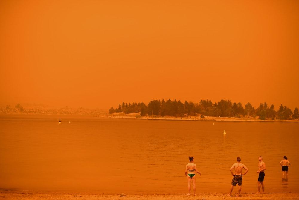 Why Climate Denial Survives While Australia Burns