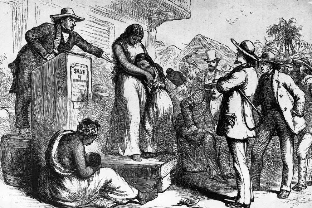An Early Case For Reparations