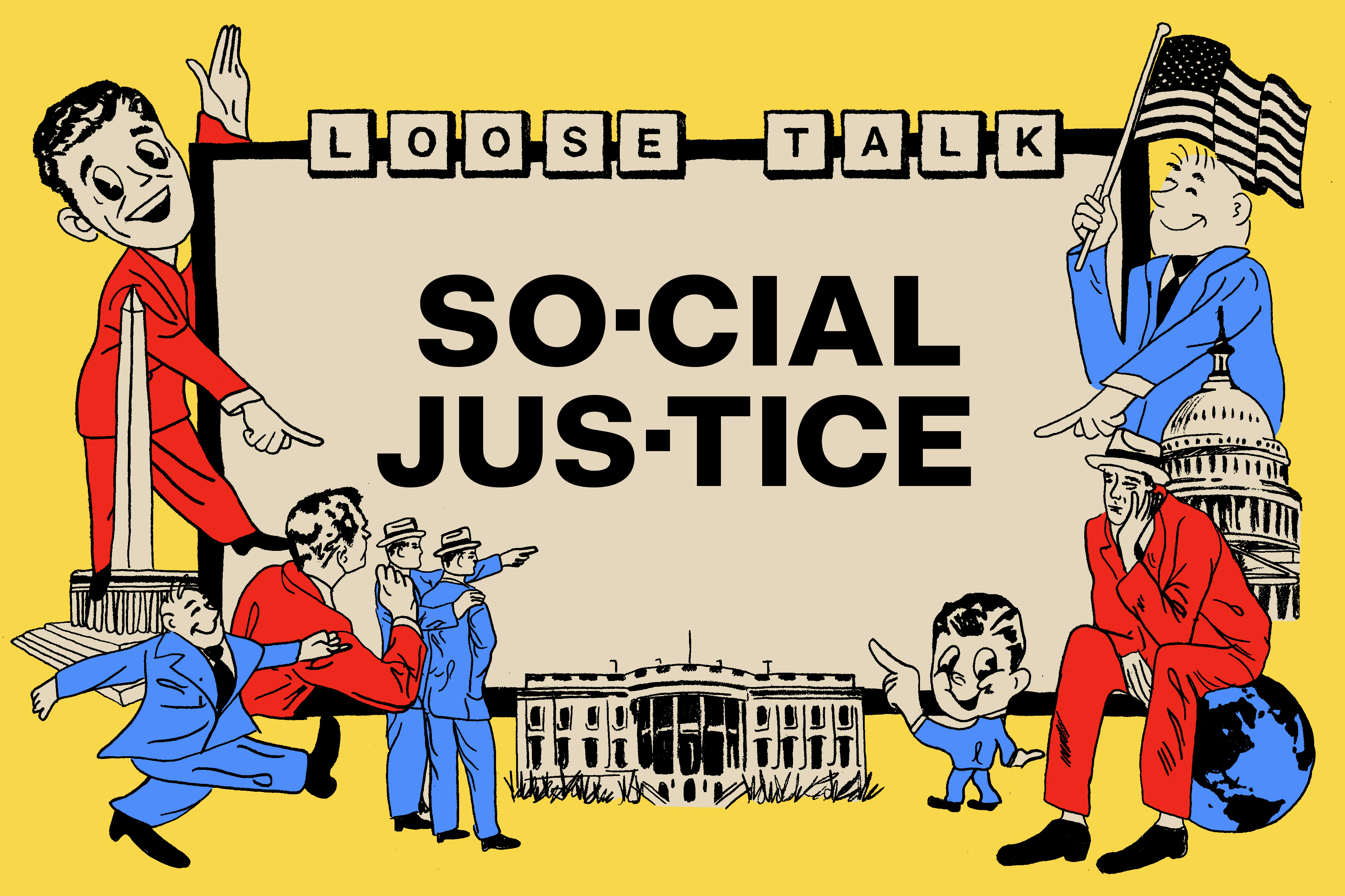 """Why """"Social Justice"""" Triggers Conservatives thumbnail"""
