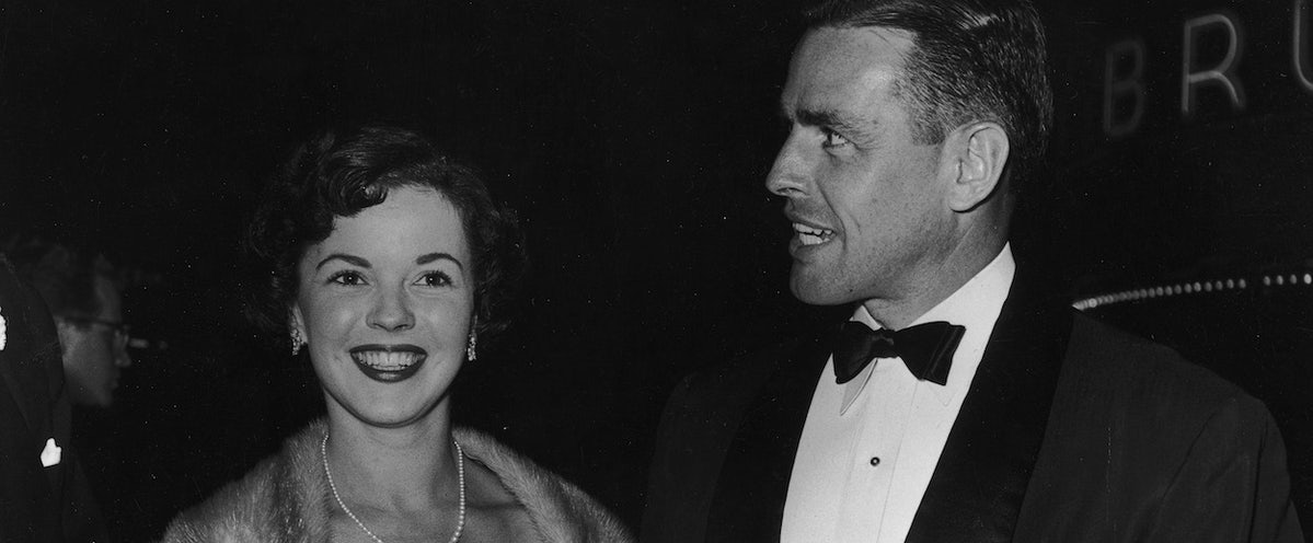 Unless you're Shirley Temple, longer courtship means happier