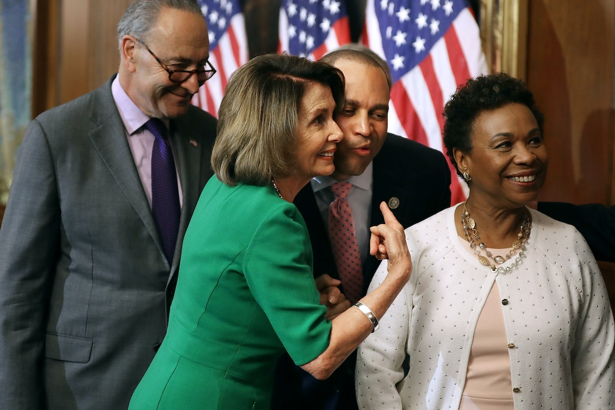 Democrats Won Big In The New Budget Agreement The New Republic