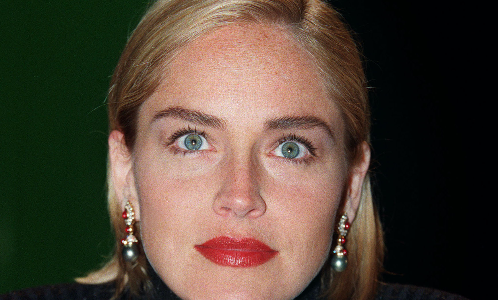 Sharon Stone and the Fantasy of Female Domination