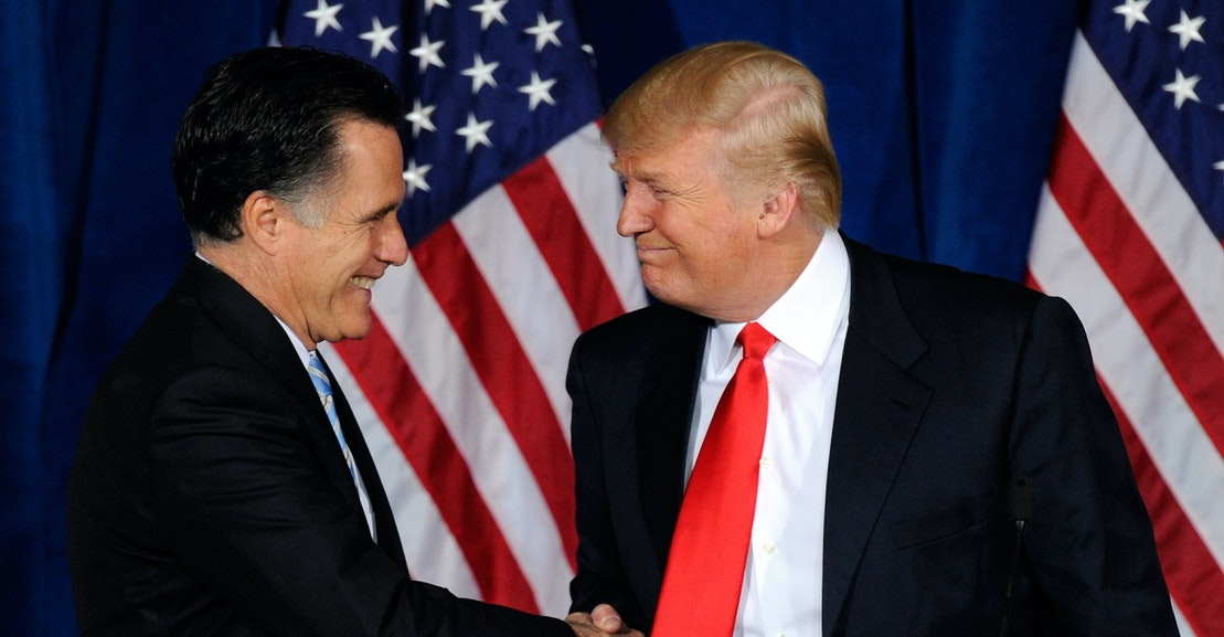 Mitt Romney Is Not an Anti-Trump HeroCentral Intelligence Agency - CIA - General Election - Jim Geraghty - John Kasich - Lindsey Graham - National Review - Ohio - Republican Party - Washington DC
