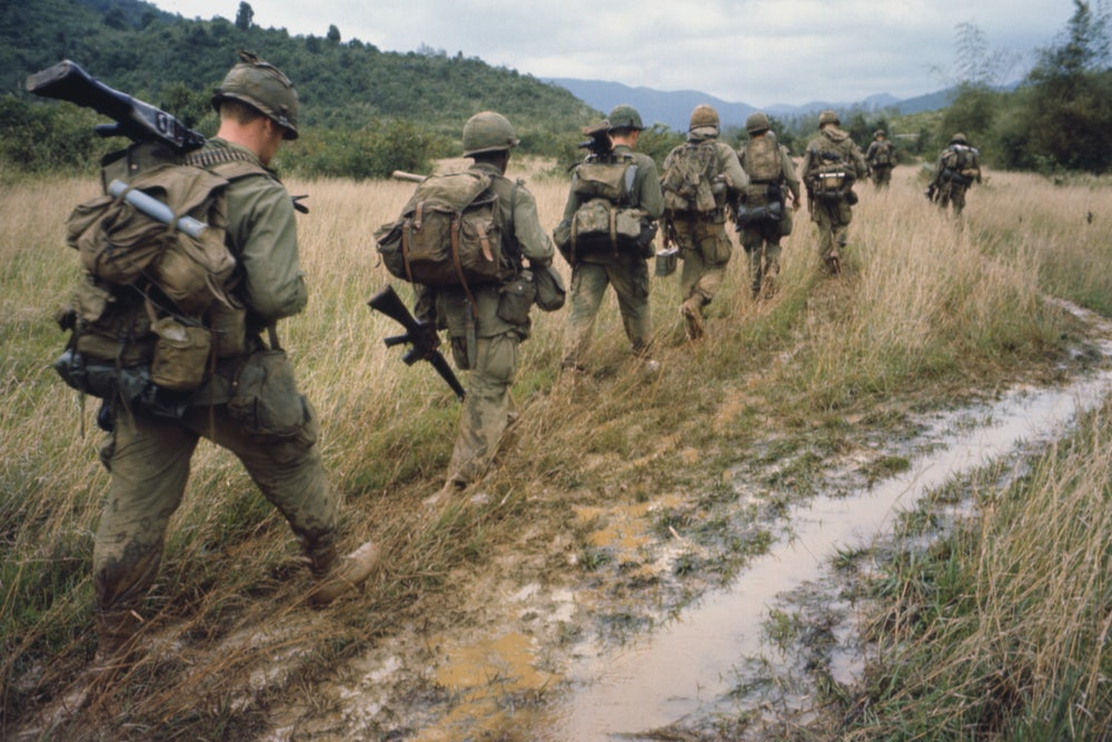 The Insidious Ideology Of Ken Burnss Vietnam War