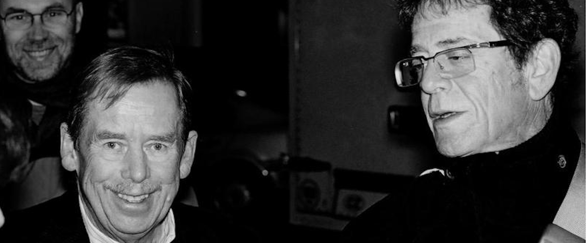 How Lou Reed Inspired the Velvet Underground | The New Republic