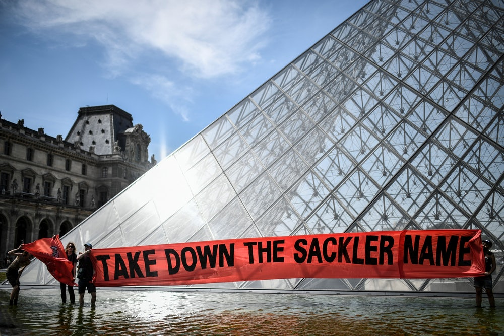 Oligarch of the Month: The Sacklers