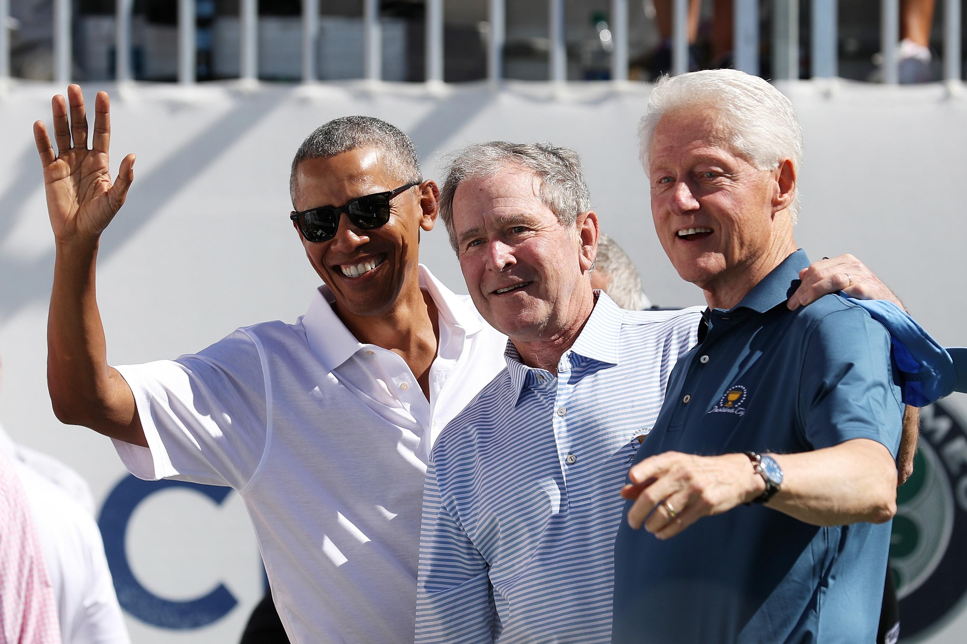 The Bush Rehabilitation Trap thumbnail