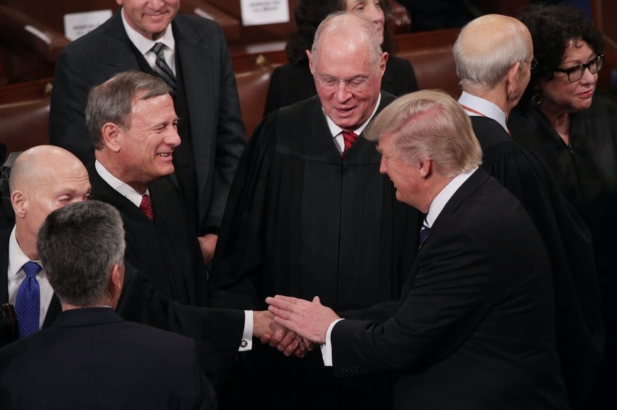 newrepublic.com - Trump versus Roberts: a battle over judicial legitimacy.