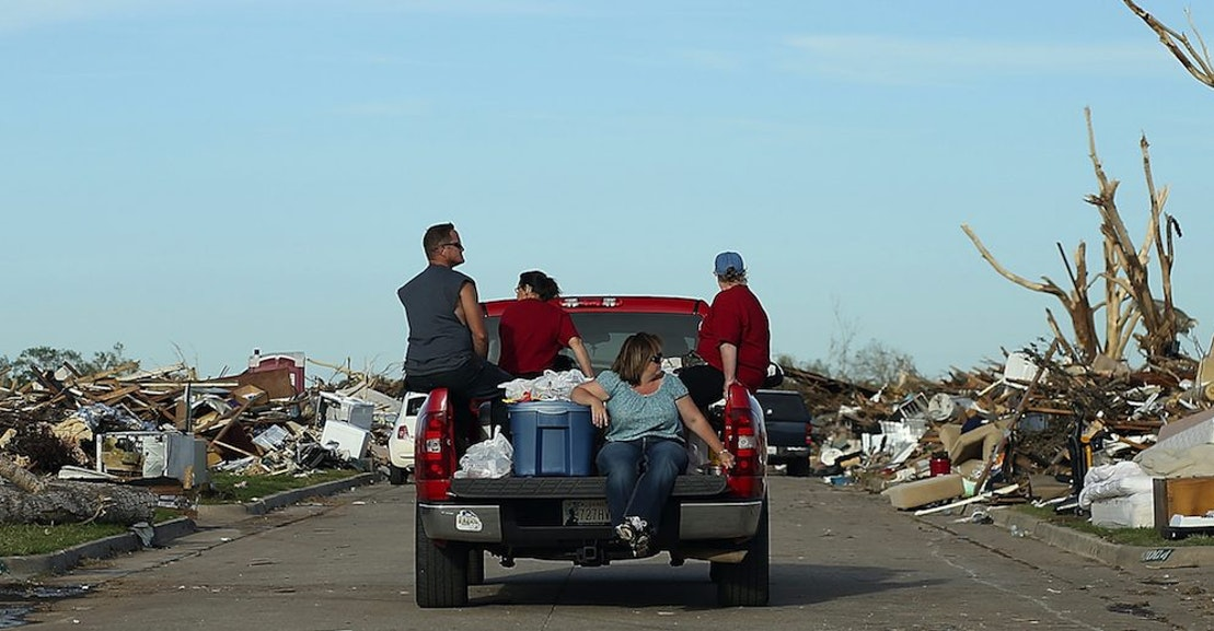 Moore Oklahoma Tornado Victims Strong-Armed by Mortgage ...