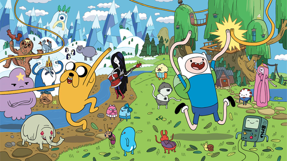 The Progressive, Grown-Up Appeal of Adventure Time | The New Republic