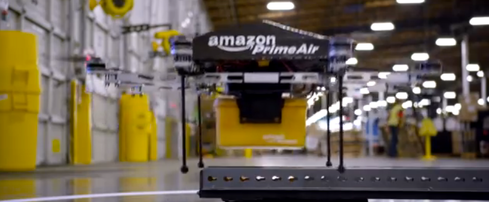 Amazons Delivery Drones Are A Joke But What If Flying Robots Could Save Your Life