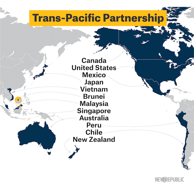 Trans Pacific Partnership Is The Foundation Of All Future Trade