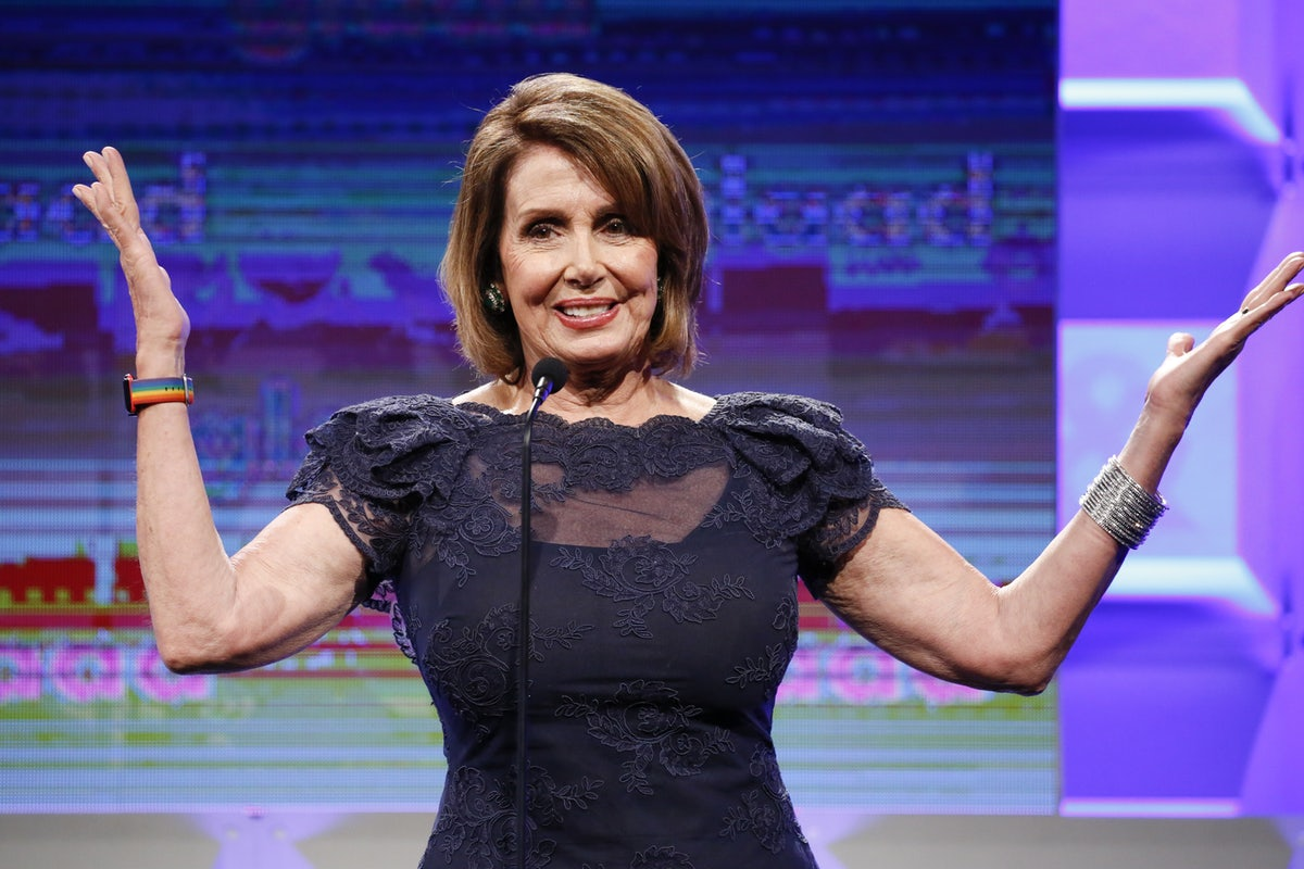 the republicans desperate obsession with nancy pelosi the new