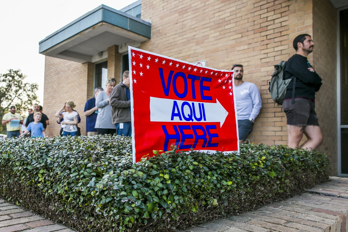 A Mothers Crusade My Special Needs >> Texas S Voter Fraud Crusade Sends A Mother Of Two To Prison For Five
